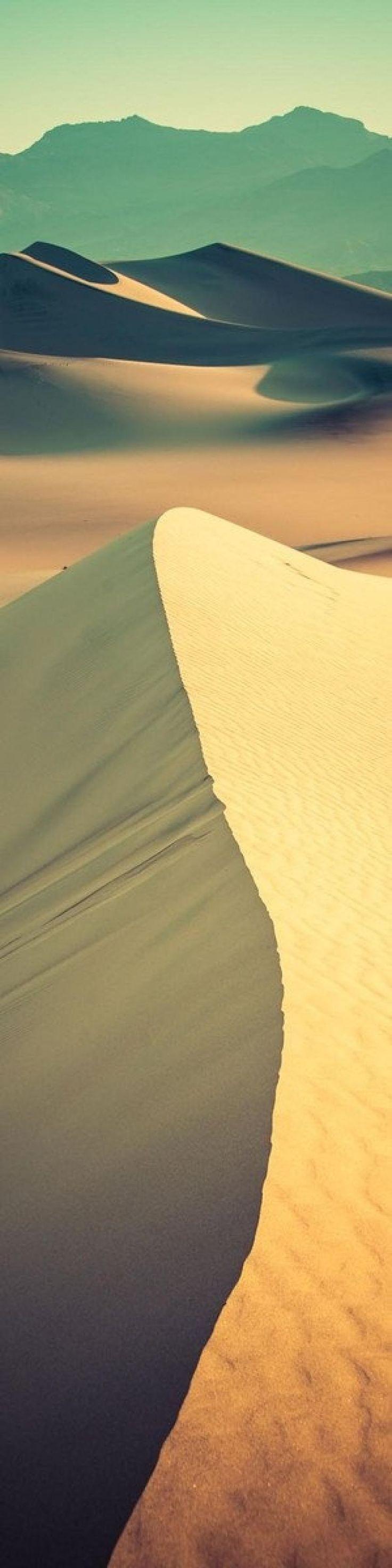 ¿Tienes ganas de #viajar ? #Sahara #Desierto