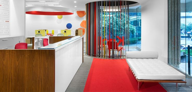 Blackburn Young Office Solutions - SSDG Interiors Inc.   Interior Design Vancouver