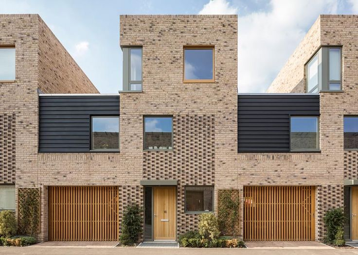 Abode housing, Cambridgeshire [Proctor and Matthews Architects].