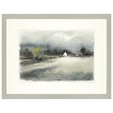 Buy Anthony Waller - Crofter's Cottage, 43 x 55cm Online at johnlewis.com