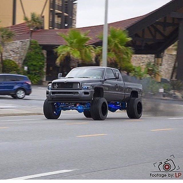 #rollingcoal #americanforcewheels #cummins Visit our Facebook page http://ift.tt/1V9C37d