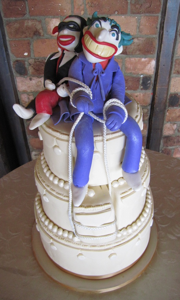 Joker Harley Quinn Cake Ideas And Designs