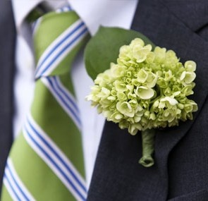 I like these flowers a lot! Maybe for center pieces or something else, not for the boutonniere.