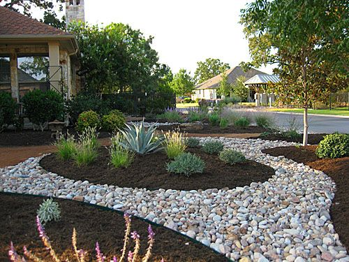 Austin Residential Landscape Photos | Austin Landscape Supplies
