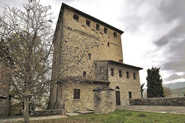 CastelloMalaspinaDalVerme Bobbio (PC) @CarloGrifone