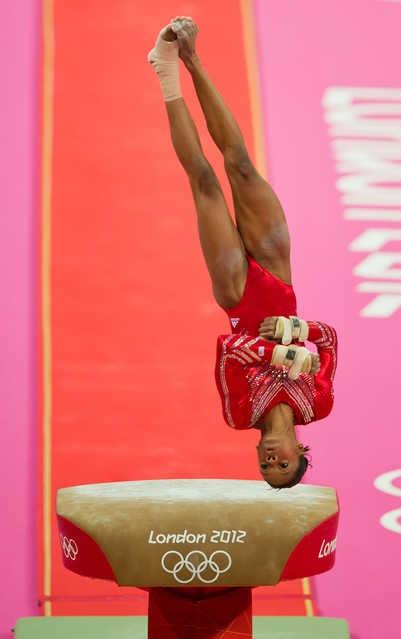 Gabby Douglas 2012 Women's Olympic Gymnastics USA Team