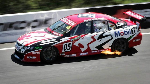Brocks last Bathurst attempt 2004