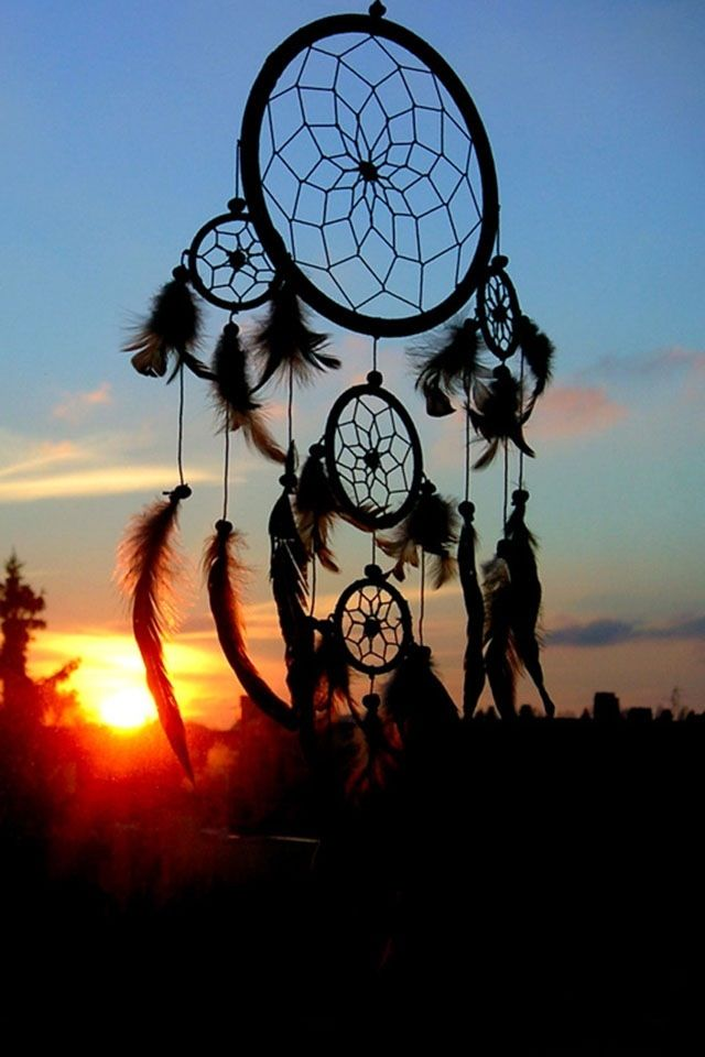 Dream catcher at sunset | Dream catcher | Pinterest ...