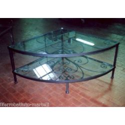 Wrought Iron Consolle Furniture. Customize Realizations. 301