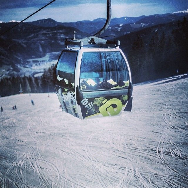 Ski cabin design. Photo: Domotor Haász