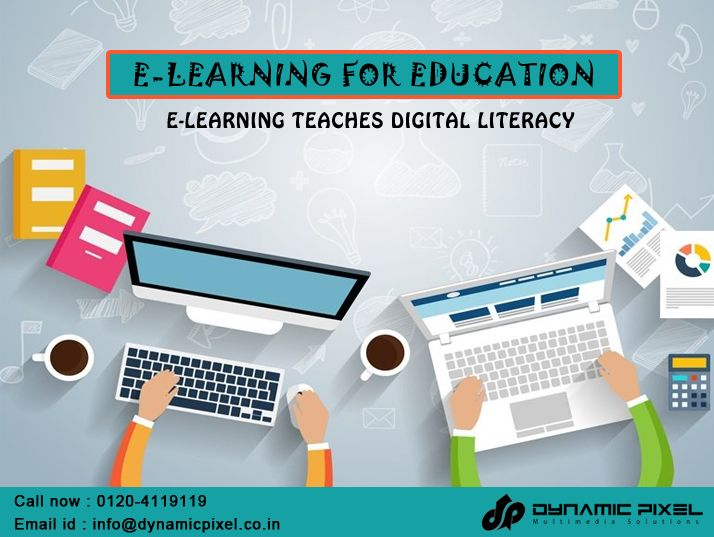 Looking for developing innovative e-learning courses! Talk to our experts right now! ---> https://goo.gl/G7IZ4n
