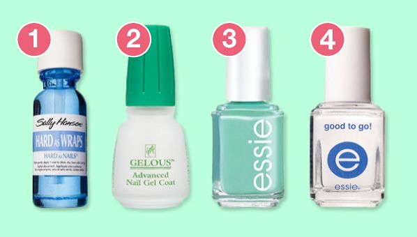 You Don't Have To Spend $40 On A Shellac Mani Thanks To This At-Home Hack #illtryanythingonce