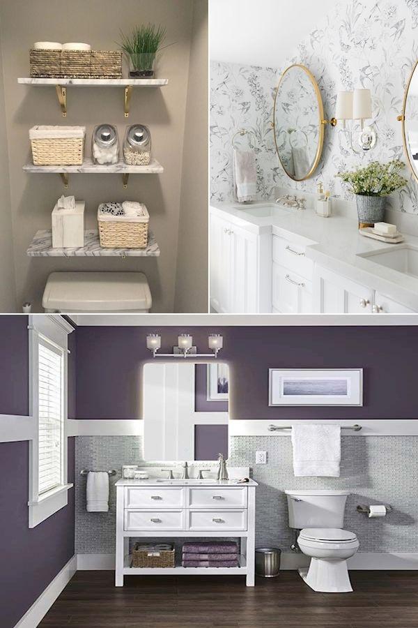 Bath Accessory Sets | Bathroom Decor Near Me | Purple ...