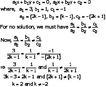 RS Aggarwal Solutions Class 10 Chapter 3 Linear equations