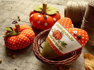 Оранжевая осень \ Orange autumn