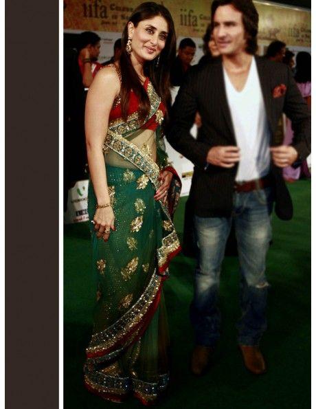 Kareena Kapoor In Designer Attire Item code : SMBW03