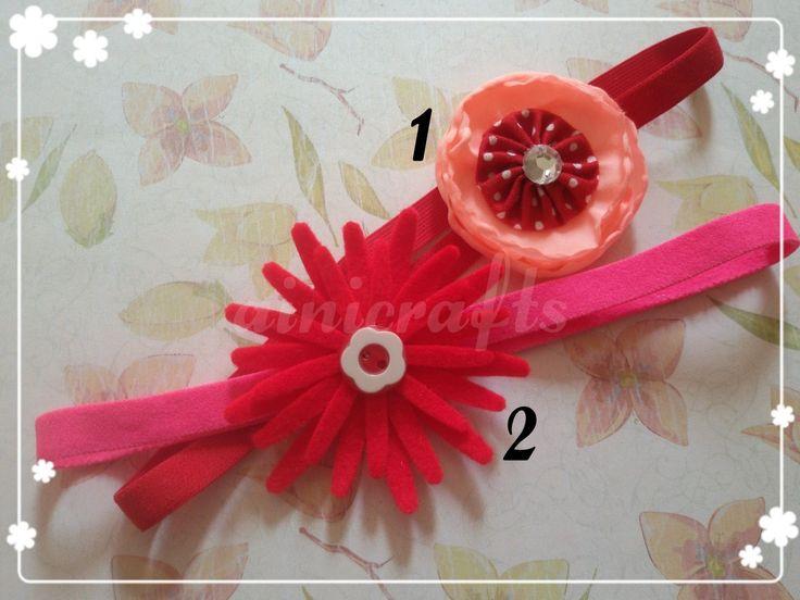 Jual Bandana Bayi Lovely Red - Aini Crafts | Tokopedia