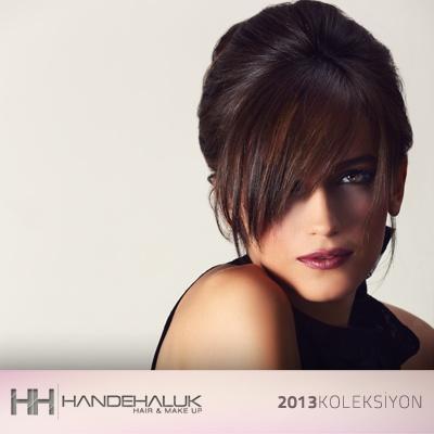 2013 yılında kaküllü topuz modelleri HANDEHALUK trendleri arasında. #topuz #sac #moda #stil #hair #hairstyle #handehaluk www.handehaluk.com