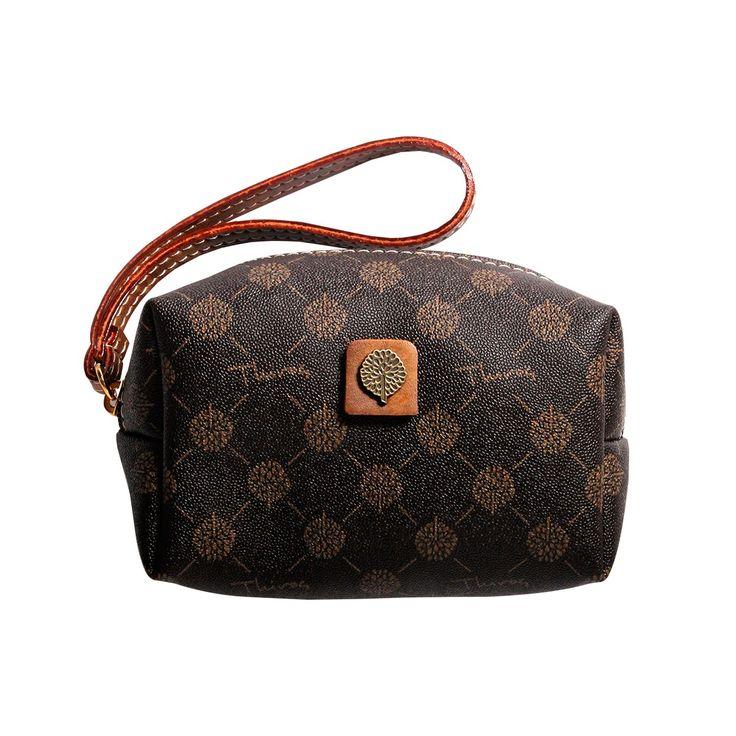 Γυναικεία Τσάντα (Women's Handbag ) THIROS  D30-0898-OTBrown