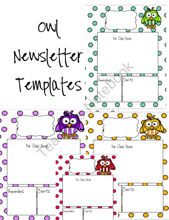 Best 25+ Owl newsletter ideas on Pinterest
