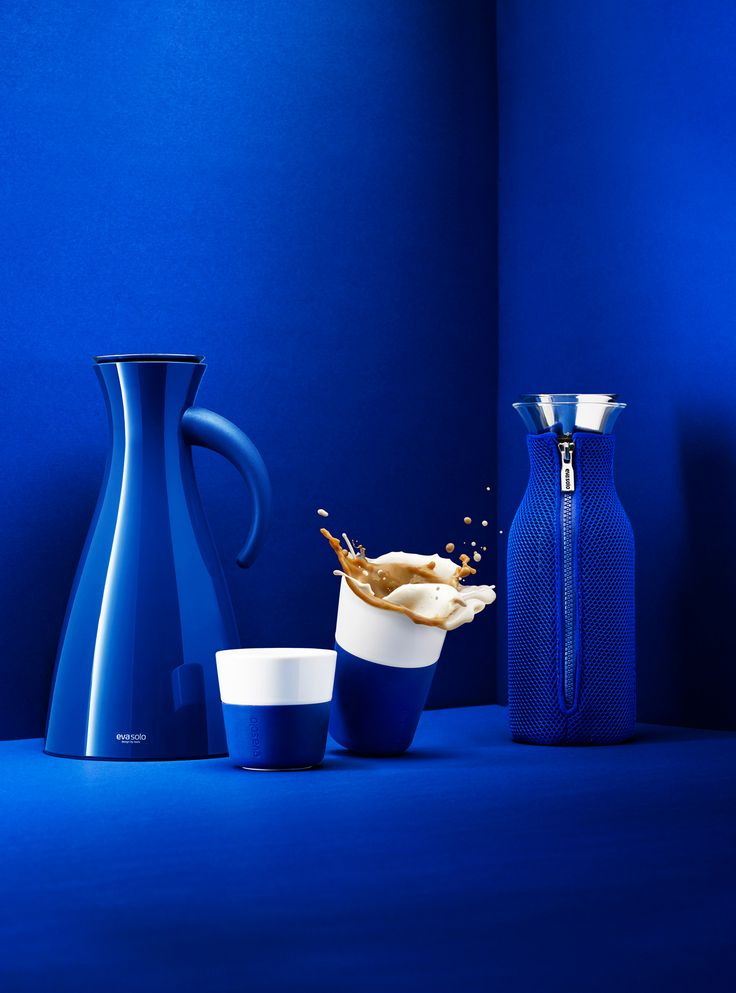 Smukt Electro Blue fra Eva Solo #inspirationdk #blue #blå