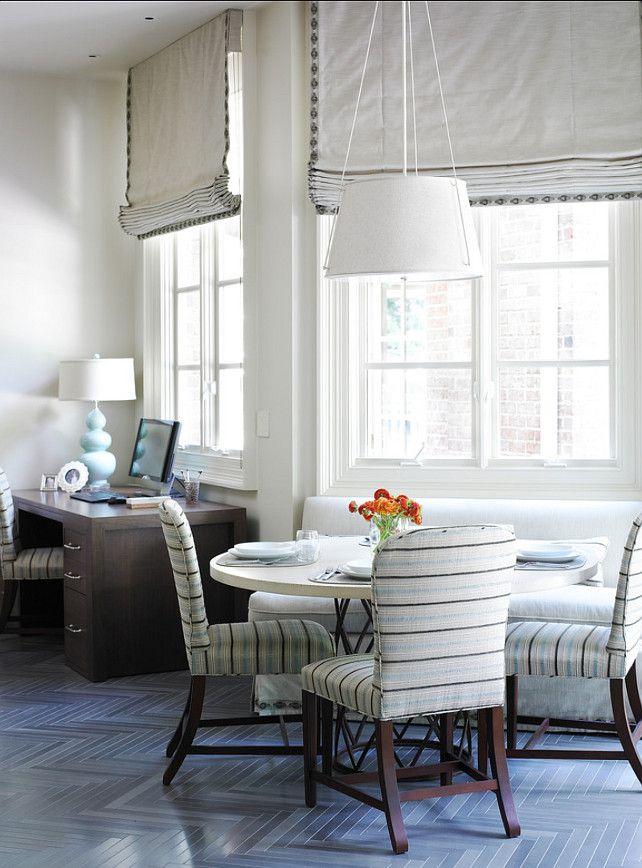 Breakfast Nook Ideas Bay Window Benches