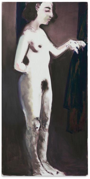 marlene dumas, missing picasso, 2013