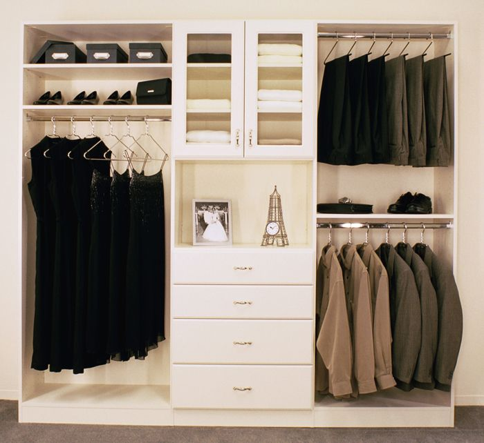 find this pin and more on reach in closets reach in closet design ideas