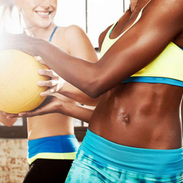 Buddy Up: The Partner Workout #Health-Fitness