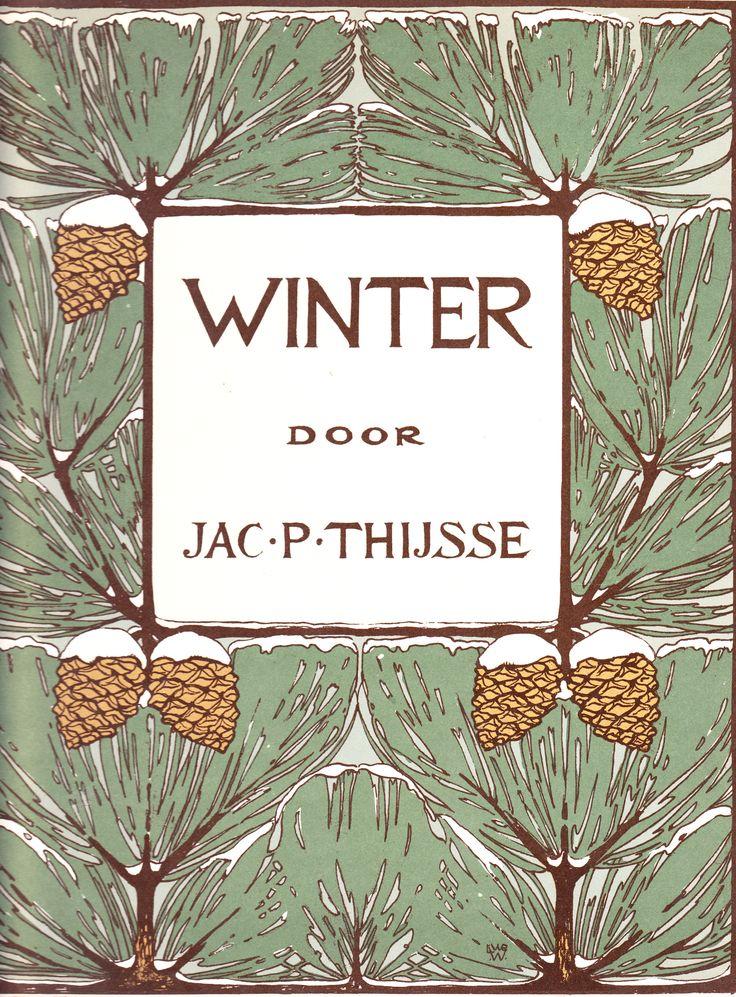 Verkade-album - Winter Jac P. Thijsse