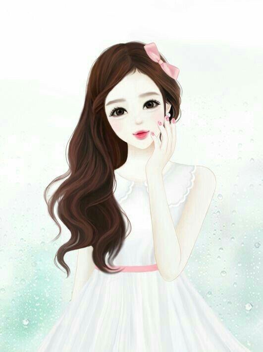 Wallpaper Anime Cute Korean impremedia net