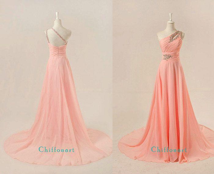 2014 New Women Elegant Formal Dress Long Chiffon by chiffonarts, $109.00