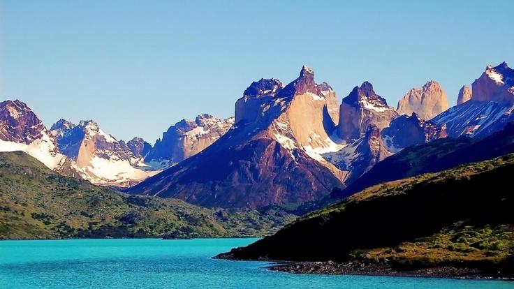 Torres del Paine, Chile | La fond torres-del-paine-chile disponible dans la catégorie paysages ...