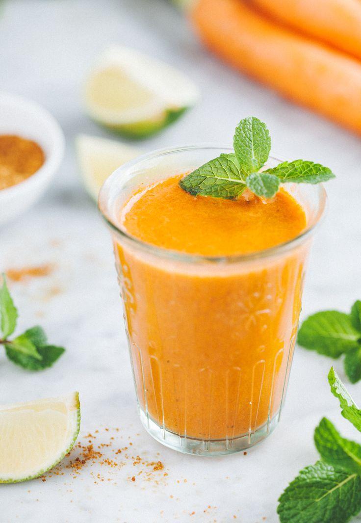 Succo Limone Verdello e Carote