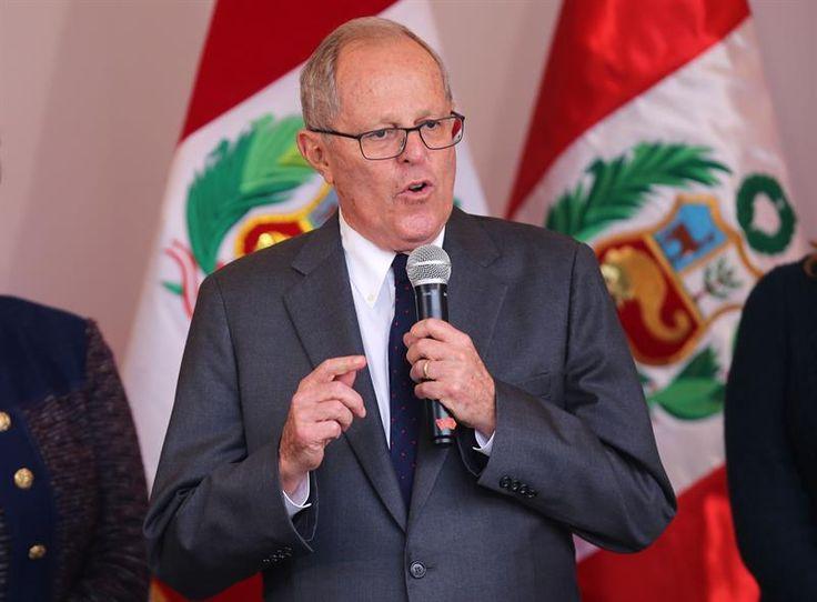 Kuczynski gana las elecciones en Perú por la mínima, mínima. El economista Pedro PabloKuczynski. EFE