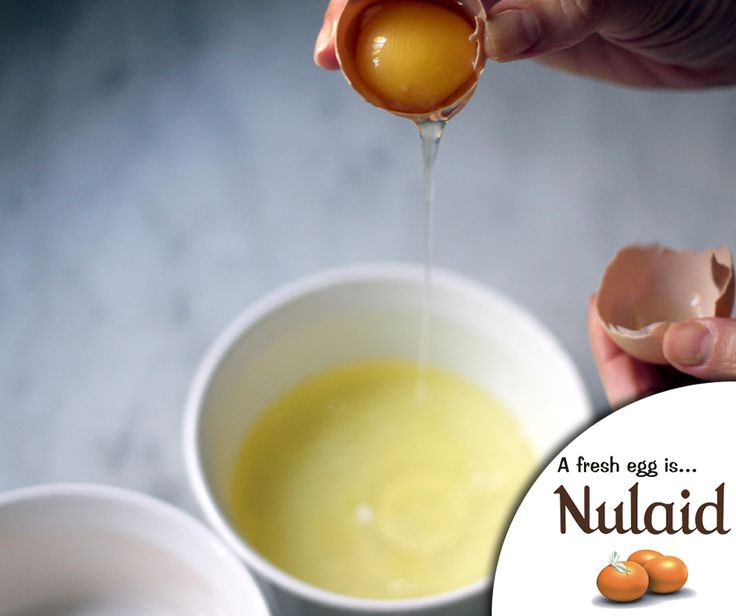 #DidYouKnow that an egg separates better when it is cold, but it beats better at room temperature. #Nulaid