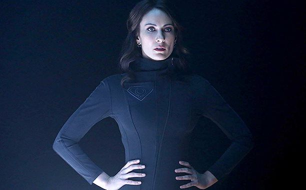 Laura Benanti as the evil Astra!: