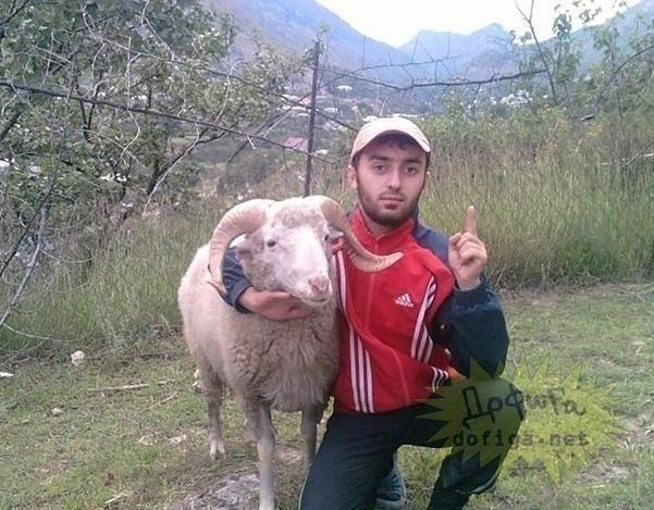 #1 Goat Herder In All Lower Siberia