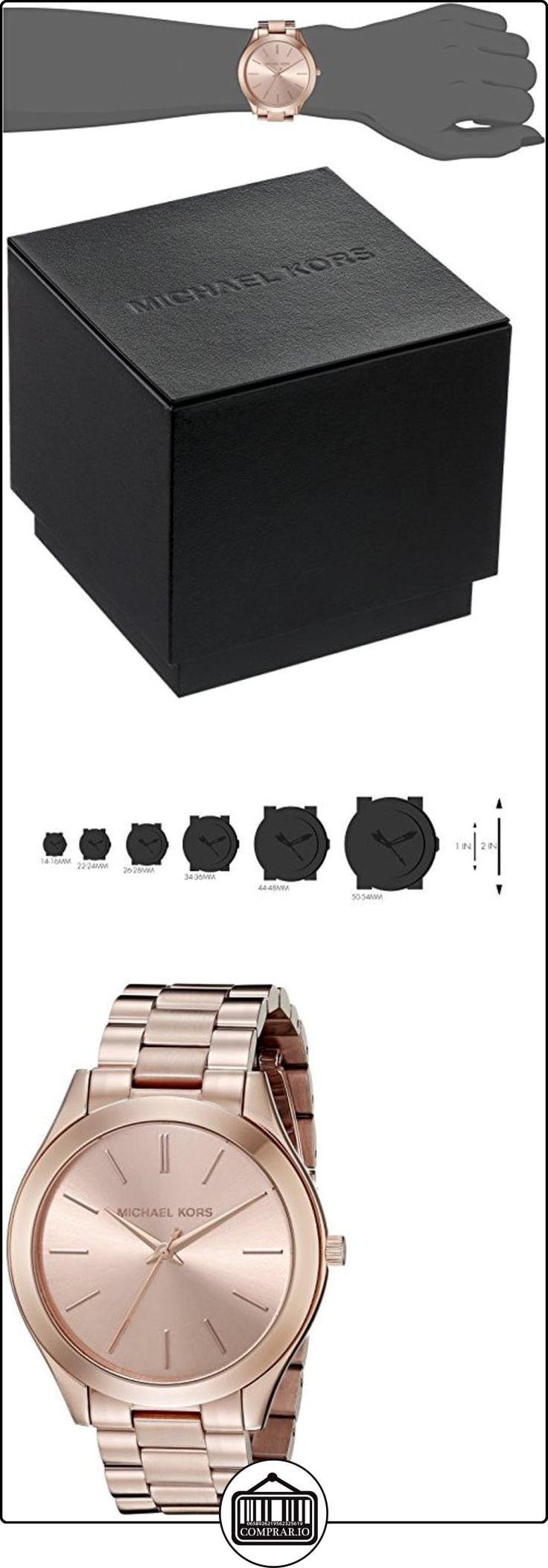 Michael Kors Reloj de cuarzo MK3197 42 mm ✿ Relojes para mujer - (Gama media/alta) ✿
