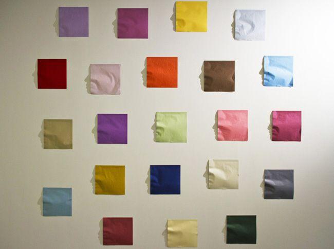 plentyofcolour_origamiface_5Artists, The Face, Origami Paper, Ten Yamashita, Portraits, Origami Art, Kumiyamashita, Lights And Shadows, Shadows Art