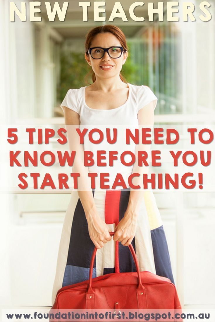 New teachers must read this blog post to learn some tips about their new teaching profession. Know what to expect before you start your first classroom. #backtoschool #teachers #newteachers #teacherblog #teaching