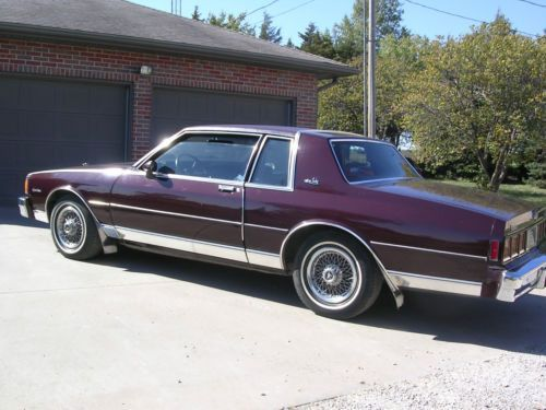 List of Synonyms and Antonyms of the Word: 80 Chevy Caprice