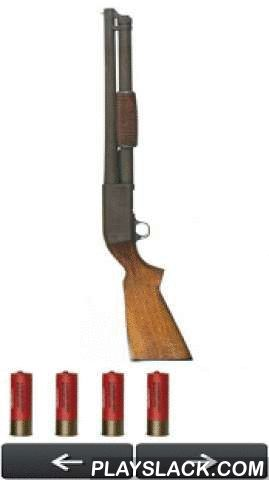 Gun - Shotgun Sound  Android App - playslack.com ,  Shotgun - Shot & ReloadUPDATE:New sound: SRM 1216 !!!The application now uses much less RAM !!!Added sound : bullets falling on the floorApp for weapon's enthusiasts.The ideal application for jokes or frighten someone.If you are interested in shotguns, weapons, guns, this app is just for you.Eleven sounds in one application:- Shotgun- SPAS-12- USAS-12- AA-12- Benelli M4- Winchester 1887- Remington 870- Beretta 682- Ithaca 37 - HS Model…