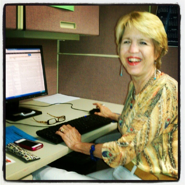 Nancy Cook finding the perfect home for her clients. #KSIR