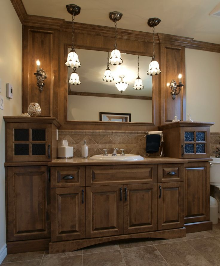 20 best images about armoire de cuisine on pinterest for Armoire salle de bain design