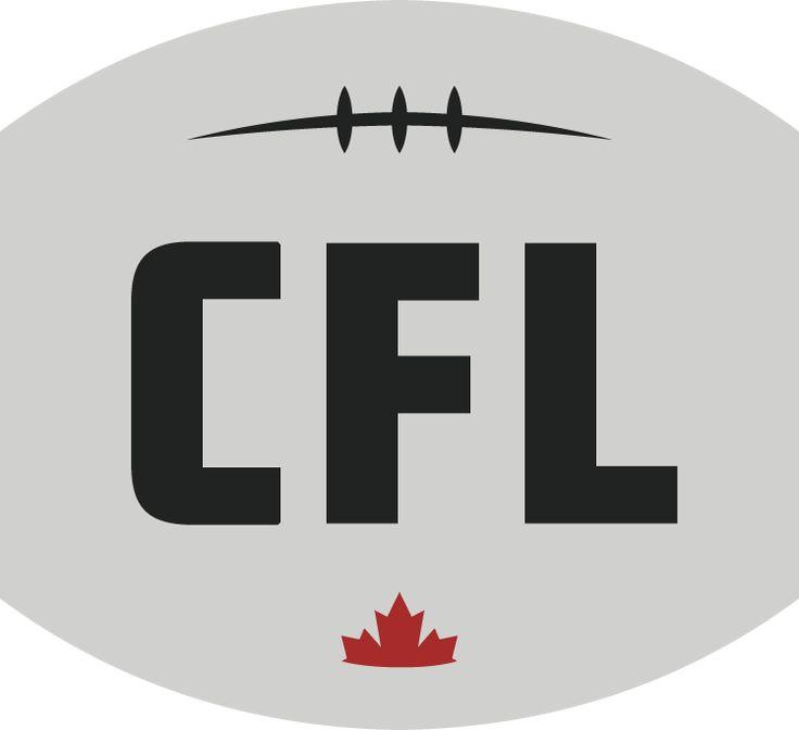 Canadian Football League Primary Logo (2016) -