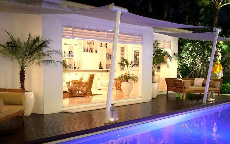 Villa Lulito is a cool 4 bedroom villa in Seminyak