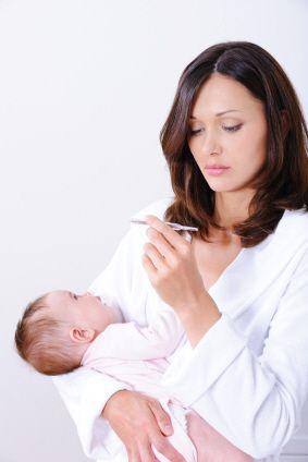 Handling an Infant Fever Effectively       #kids #kidshealth #kidshealthtips