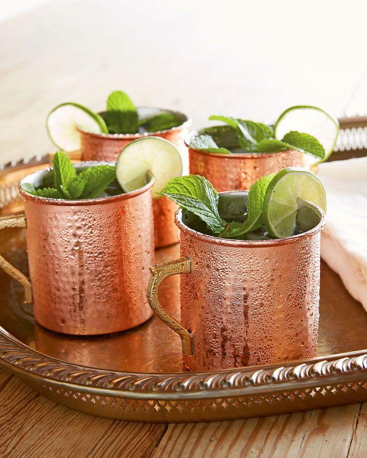 moscos mule copper mug