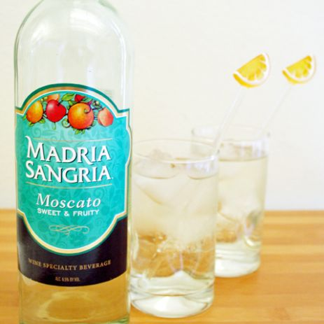 Wine of the Day: Madria Sangria Moscato
